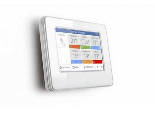 Test: Honeywell Evohome WiFi